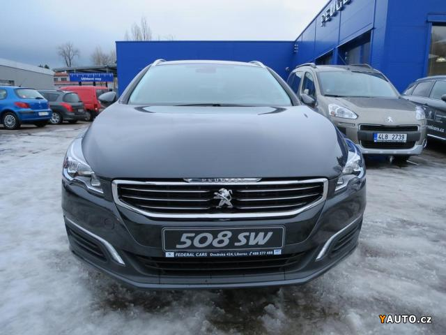 prod m peugeot 508 sw active 2 0 hdi 163ps akce prodej. Black Bedroom Furniture Sets. Home Design Ideas