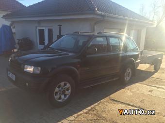 Prodám Opel Frontera 2, 2dti