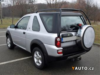Prodám Land Rover Freelander 1.8 SE 4x4 - KŮŽE, TAŽNÉ