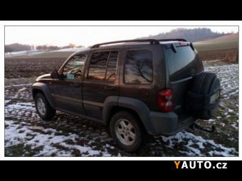 Prodám Jeep Cherokee