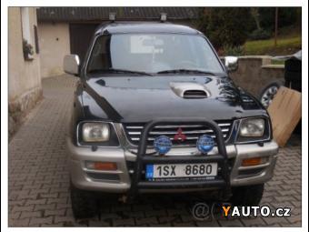 Prodám Mitsubishi L200
