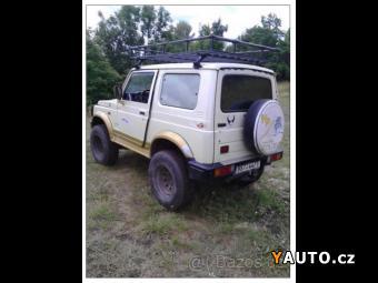 Prodám Suzuki Samurai
