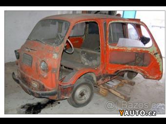 Prodám Fiat Multipla k renovaci