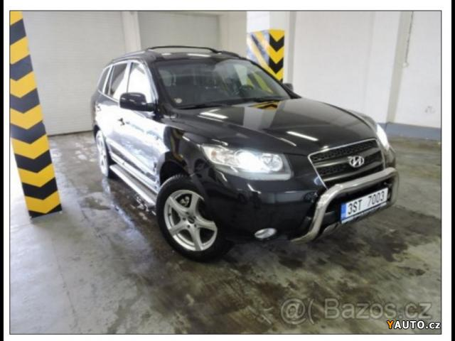 Prodám Hyundai Santa Fe 4x4 nové ČR po servisu