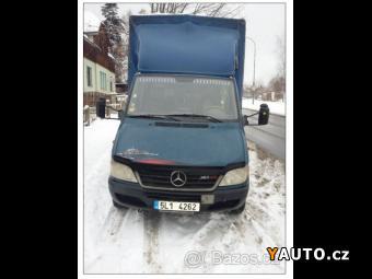 Prodám Mercedes-Benz Sprinter 313 valník