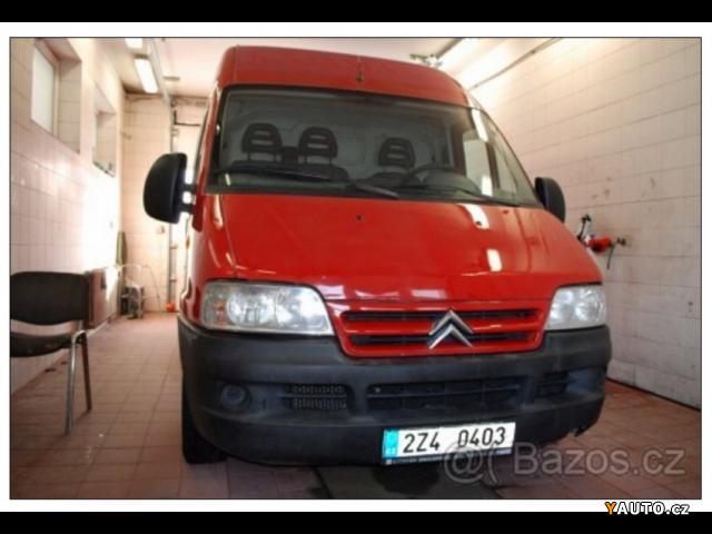 Prodám Citroën Jumper