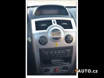 Prodám Renault Mégane Coupé cabrio