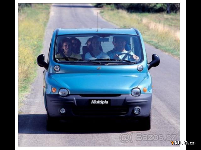 Prodám Fiat Multipla KOUPÍM