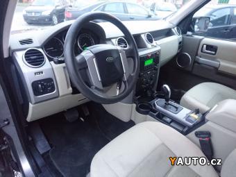 Prodám Land Rover Discovery 2.7TDi, BEZ VZDUCHU, ZÁRUKA KM