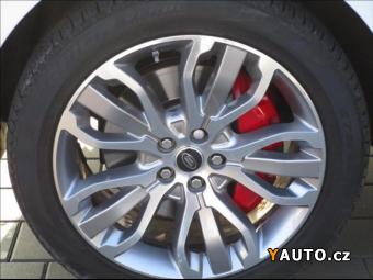 Prodám Land Rover Range Rover Sport 3,0 30 tkm, HSE Dynamic, CZ