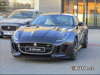 Prodám Jaguar F-Type 5,0 5,0 V8, R, Carbon Ceramic