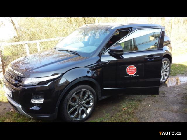 Prodám Rover Evoque TD4 Prestige