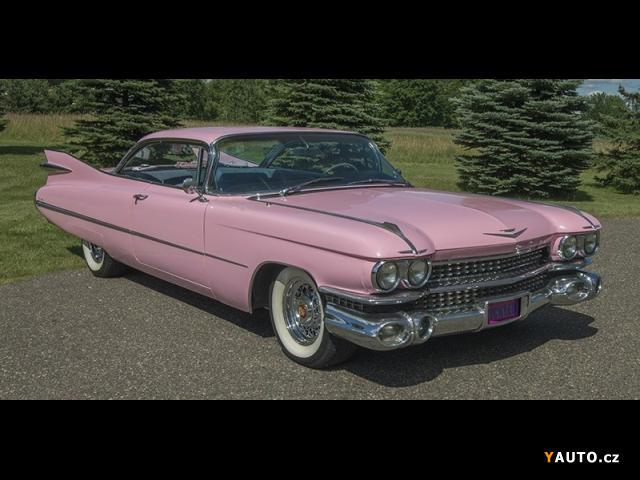 Prodám Cadillac DeVille 6.4 V8 325HP