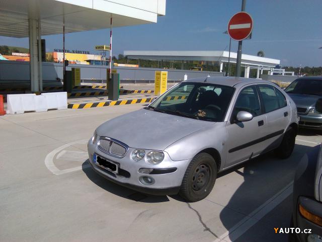 Prodám Rover 25 2, 0 TDI