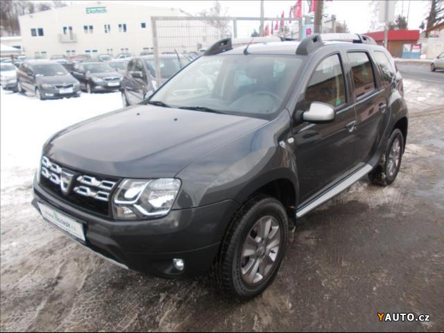 Prodám Dacia Duster 1,5 DCi ARTICA ČR