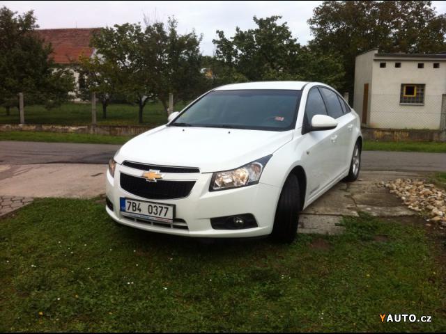 Prodám Chevrolet Cruze 1.6