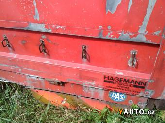Prodám Návěs nákladní Hagemann