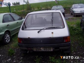 Prodám Peugeot 205 1.8 GRD
