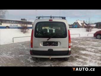 Prodám Renault Kangoo 1,6 16V Privilege