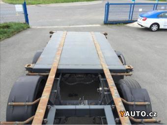 Prodám Schwarzmüller 3, E Typy kontejnerů 2x20,30,40