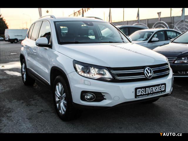 Prodám Volkswagen Tiguan 2,0 TDI BMT DPF 4MOTION DSG