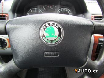 Prodám Škoda Octavia 1.8 T, ČR, Aut. klima