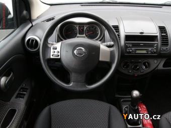 Prodám Nissan Note 1.5 dCi, Zachovalý stav