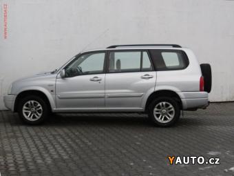Prodám Suzuki Grand Vitara XL-7 4x4 2.0 TD, ČR