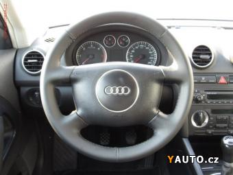 Prodám Audi A3 2.0 TDi, Aut. klima