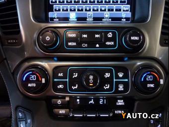 Prodám Chevrolet Suburban Premier 5.3 V8 DVD, Blu-ray