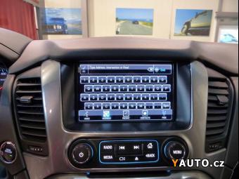 Prodám Chevrolet Suburban LTZ 5.3 V8 DVD, Blu-ray