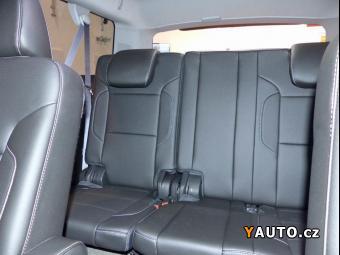Prodám Chevrolet Suburban Premier V8 DVD+3xLCD 2017