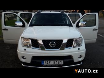 Prodám Nissan Navara 2.5 DCi DoubleCab