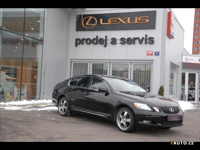 Prodám Lexus GS 300 3,0 4x4, AUTOMAT, 1. MAJITEL