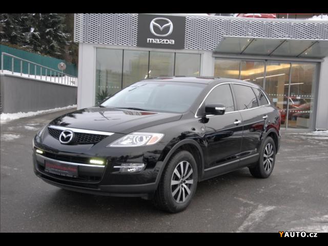 Prodám Mazda CX-9 3,7 AUTOMAT, 4x4, 1. MAJITEL