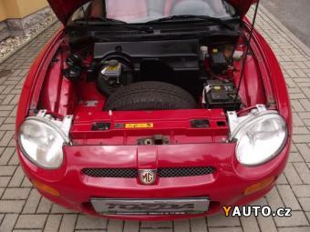Prodám MG F 1,8i ** eko zaplaceno **