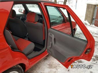 Prodám Škoda Felicia 1,6 LX *servis. kn. * SPORTLINE