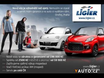 Prodám Ligier JS 50 L 0,5 L DCi Elegance Sport odpoč