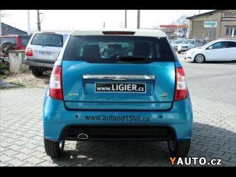 Prodám Ligier JS 50 0,5 DCi Club Odpočet DPH