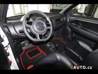 Prodám Microcar DUE 0,5 Initial Abarth