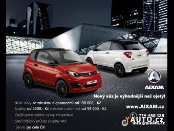 Prodám Aixam City GTO