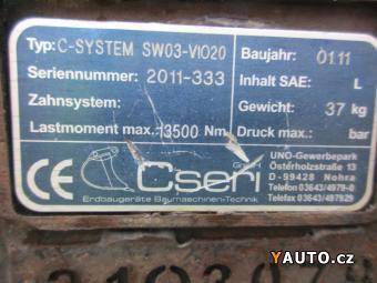 Prodám  Yanmar minibagr SV20 2,3t