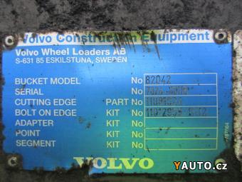 Prodám Volvo nakladač L110E 20t