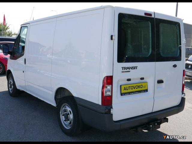 prod m ford transit 2 2 tdci 85 t260 prodej ford transit u itkov vozy. Black Bedroom Furniture Sets. Home Design Ideas