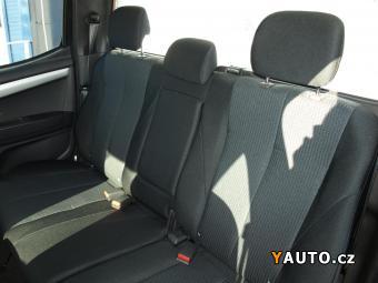 Prodám Isuzu D-Max DOUBLE CAB 2.5 TD 4x4
