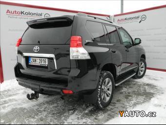 Prodám Toyota Land Cruiser 3,0 D-4D AUT. LUX