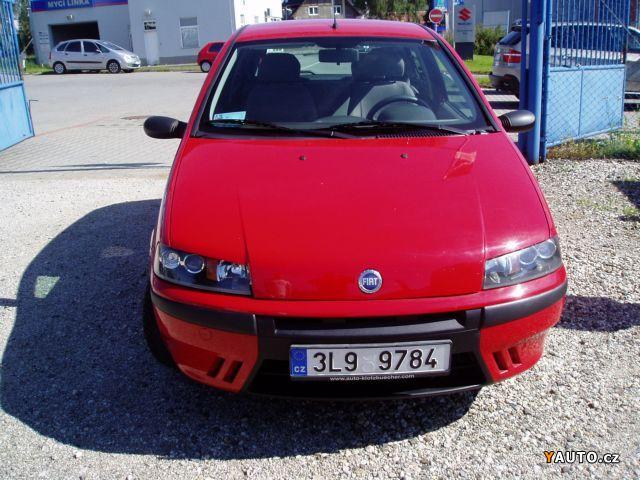 Prodám Fiat Punto 1.9 JTD ELX prodej Fiat Punto Osobní auta
