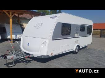 Prodám Přívěs osobní Knaus Knaus Sport 500 FU