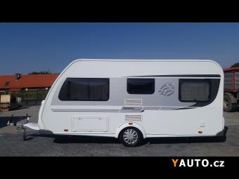 Prodám Přívěs osobní Knaus SÜDWIND EXCLUSIVE 450 FU
