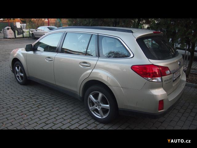 Prodám Subaru Outback 2, 0D